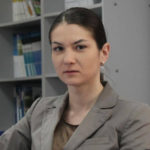Olga CRIVOLIUBIC (Project manager at UNDP Moldova)