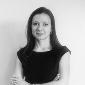 Silvia Grosu (Senior Legal  Associate at PwC)