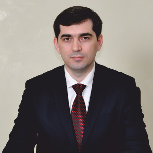 Eugeniu Josan (Head of Human Resources & Organization Department at Moldova Agroindbank)