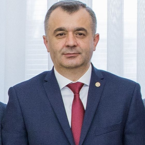 Ion Chicu (Prime Minister of the Republic of Moldova)