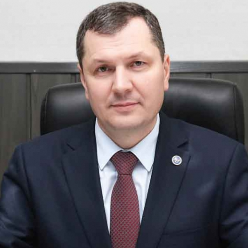 Serghei Puscuta (Minister of Finance)